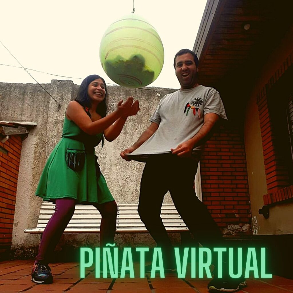 piñata virtual